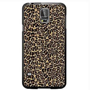 Cheetah Print Hard Snap on Phone Case (Galaxy s5 V)