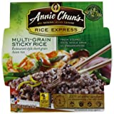 Annie Chun's Rice Express Multi-Grain Sticky Rice, 6.3-Ounce Units (Pack of 6)