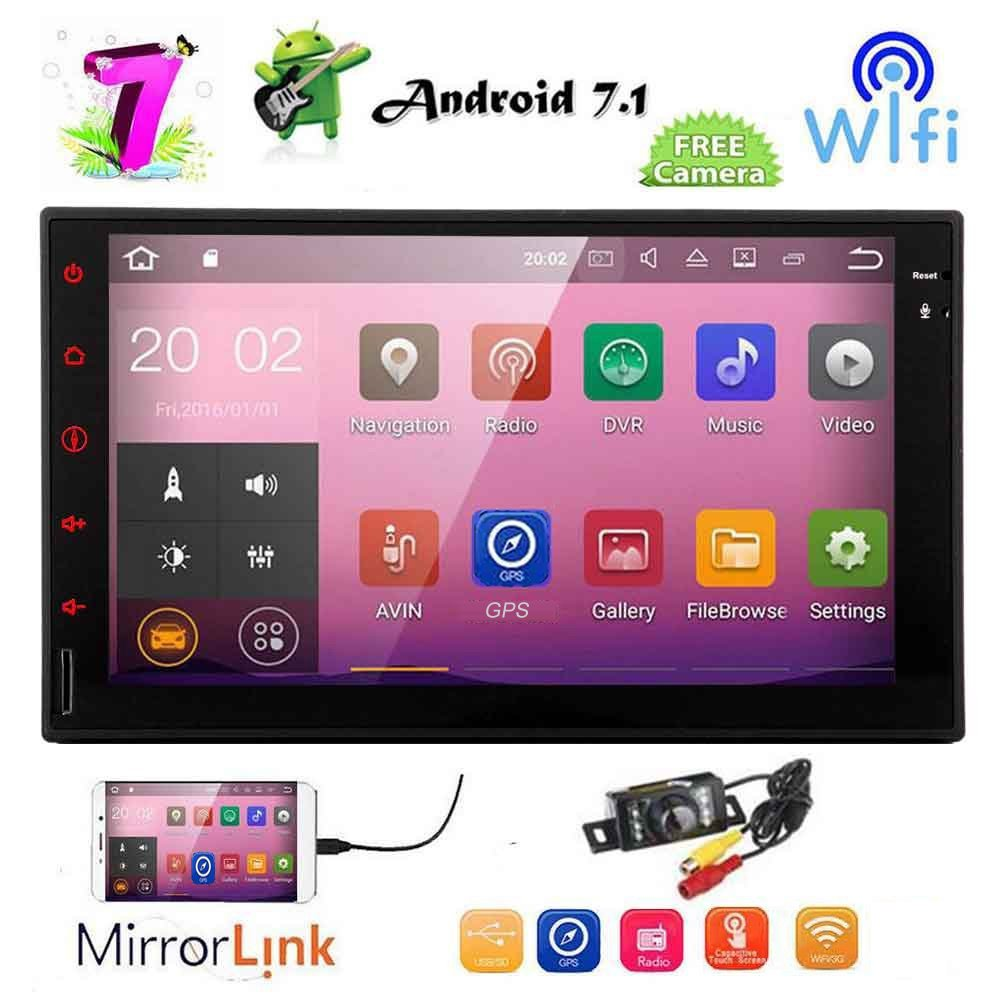 Upgraded Android 71 7 2gb Ram 32gb Rom Octa Core Car Kia K3 Fuse Box Autoradio 1024600 Full Capacitive Touchscreen Wifi Double 2din Radio Stereo Support