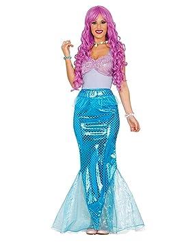 Horror-Shop Traje de la Sirena Sirena L: Amazon.es: Juguetes y juegos