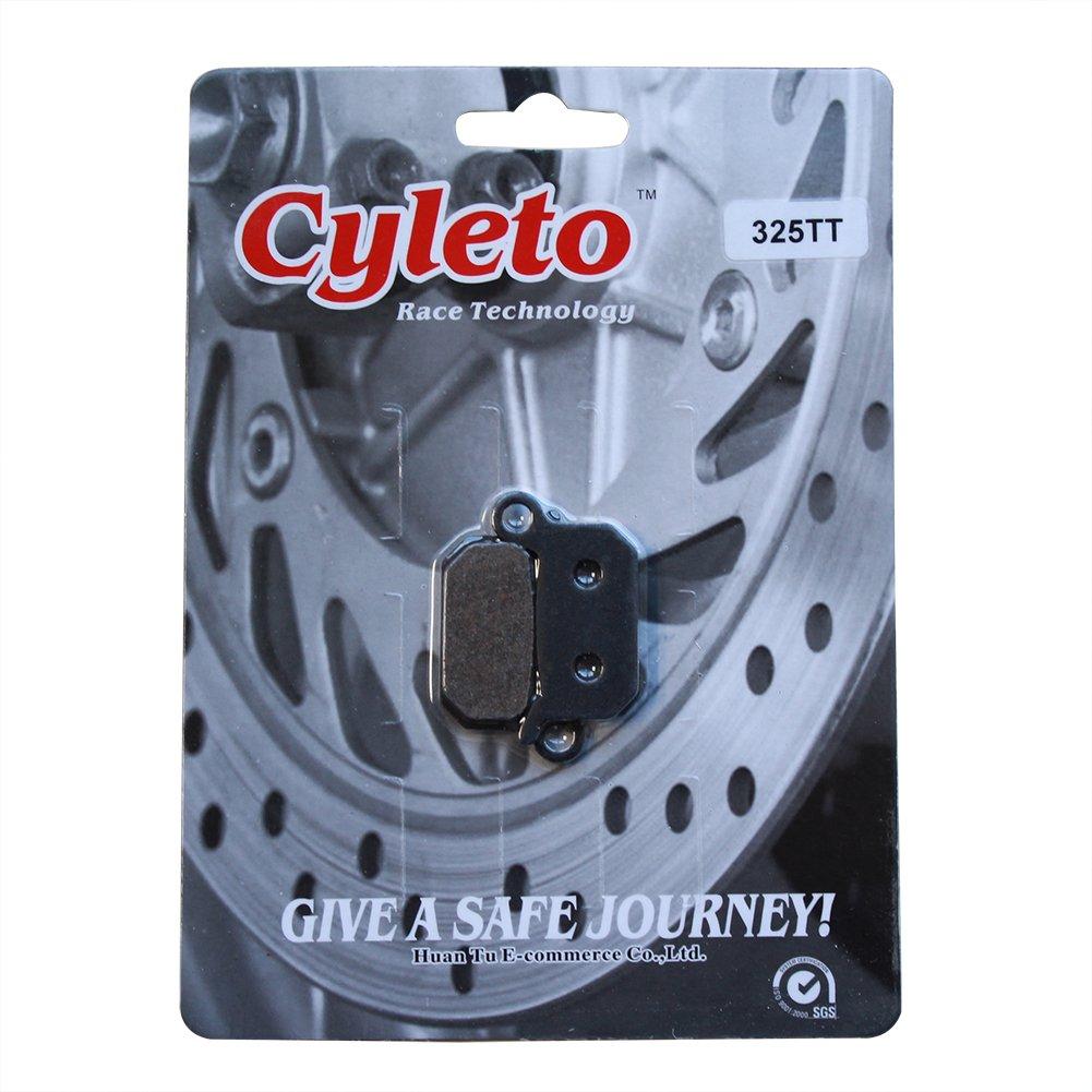 cyleto frontal pastillas de freno para 50 SX 50 SX50 Pro Senior LC//Mini superior aventura//Junior LC 2002-2009 Moto Lem POLINI Mini Dirt Bike
