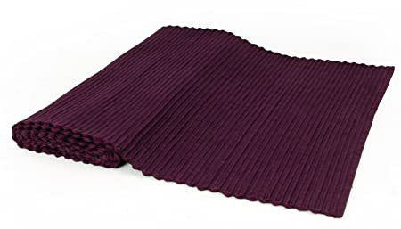 Bon Sabichi Table Runner, Plum