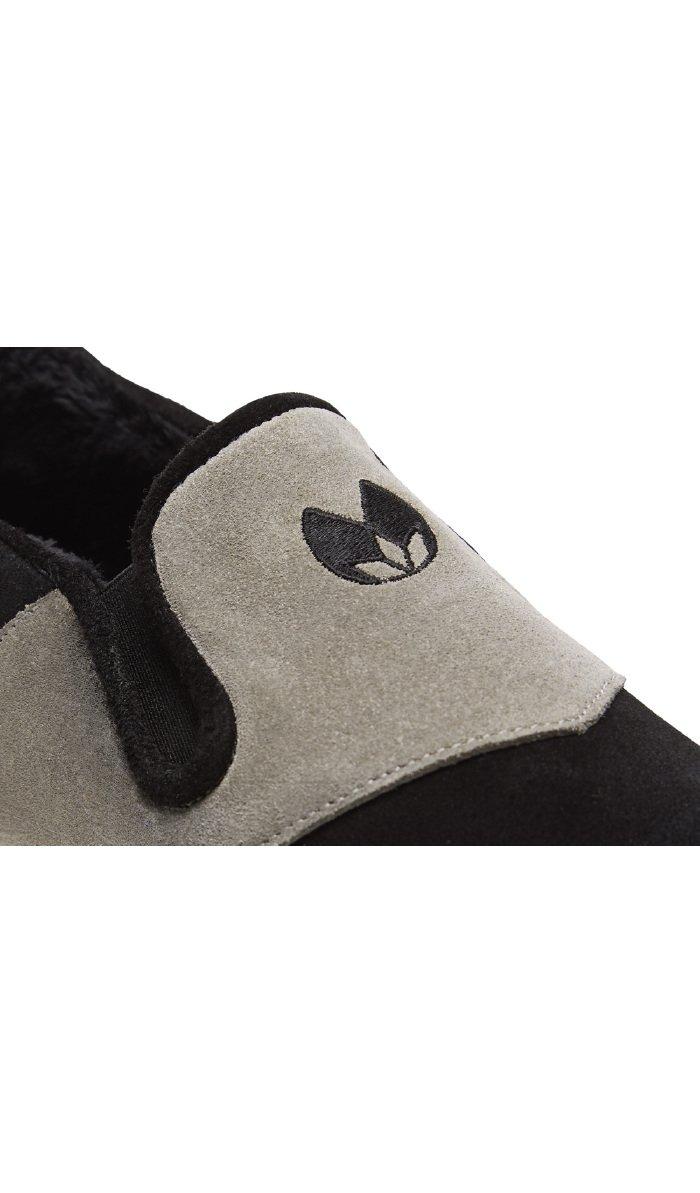 Nénufar Indoor Footwear Encre - Unisex - 5 - Black by Nénufar (Image #2)