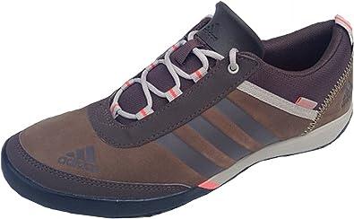 adidas Daroga Outdoor, Sandales Compensées Femme Marron