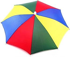 Hunter's Tail UV Umbrella Hat