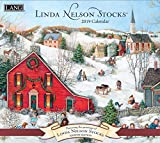 The Lang Companies Linda Nelson Stocks 2019 Wall Calendar (19991001924)