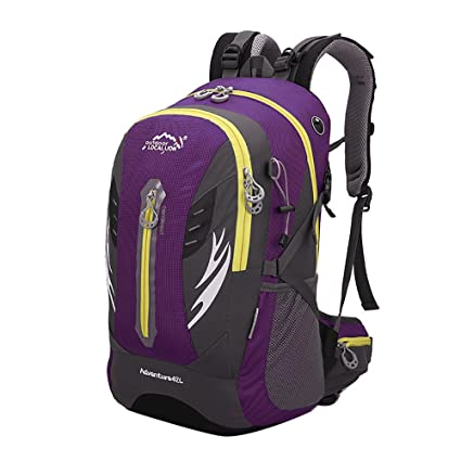 Vitalite-42L Water-resistant Outdoor Sports Hiking Climbing Trekking  Backpack with Waterproof Rain Cover 9e086b005cedd
