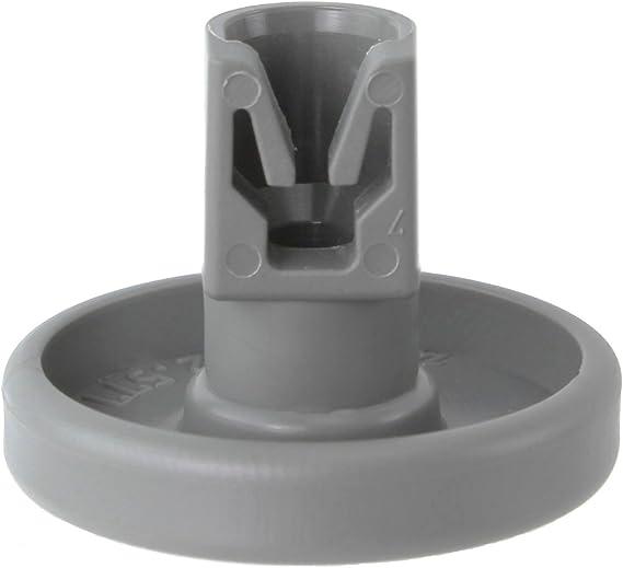 Di alta qualità Lavastoviglie grigio cesto inferiore ruota pacco da 8 COMPATIBILE AEG ELECTROLU