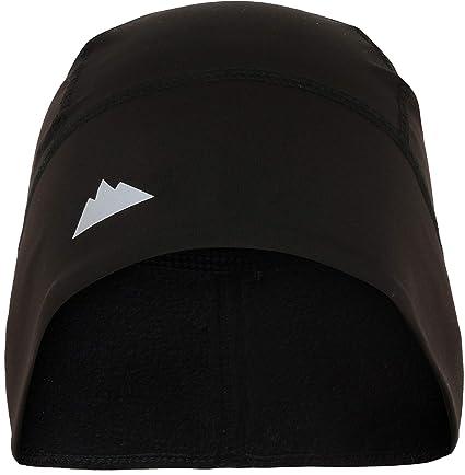 18f1337a579 Amazon.com  Skull Cap Helmet Liner Running Beanie Thermal Hat - Fits under  Helmets  Automotive