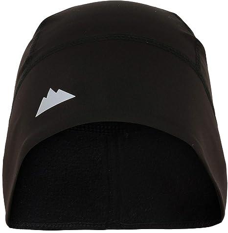 Amazon.com  Skull Cap Helmet Liner Running Beanie Thermal Hat - Fits ... f5970ed2c798