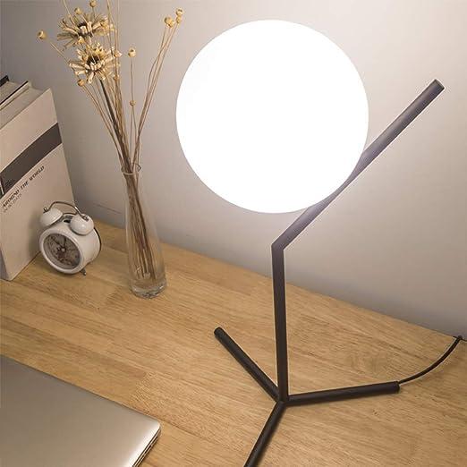 Moderno Planchar Espina de pescado Lámpara escritorio, Luz de la ...