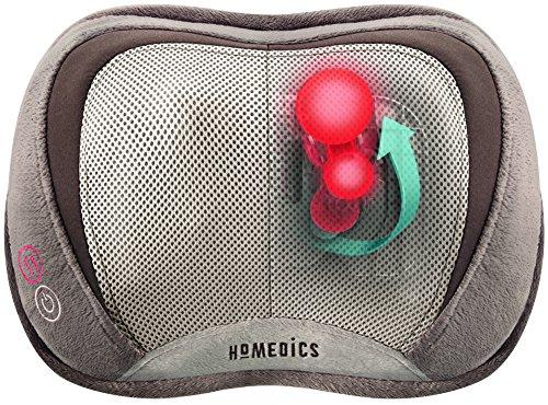 031262064455 - HoMedics SP-100H 3D Shiatsu and Vibration Massage Pillow with Heat carousel main 4