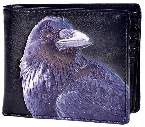Shagwear Vintage Inspired Trifold Wallet