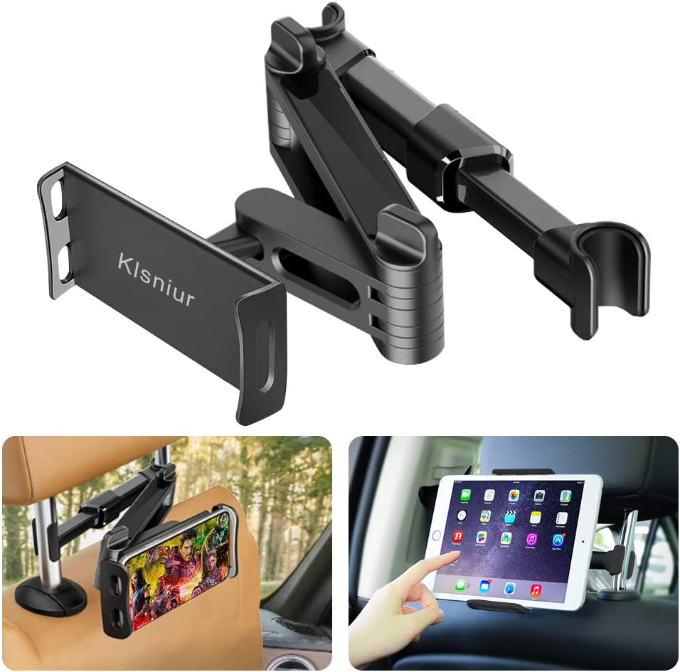 Universal Car Mount Seat Headrest Holder For iPad Mini Air 6th Gen Pro 9.7-10.5/""