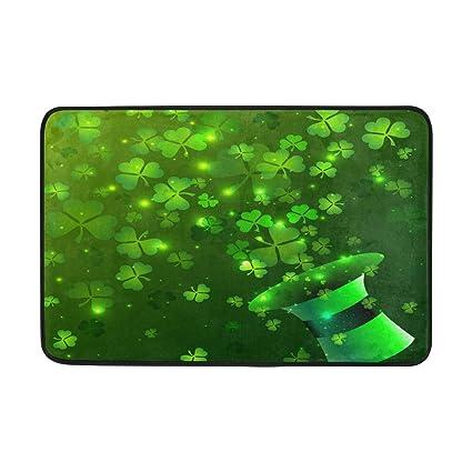 Amazon.com : Wamika Happy Patricks Day Green Shamrock Elf ...