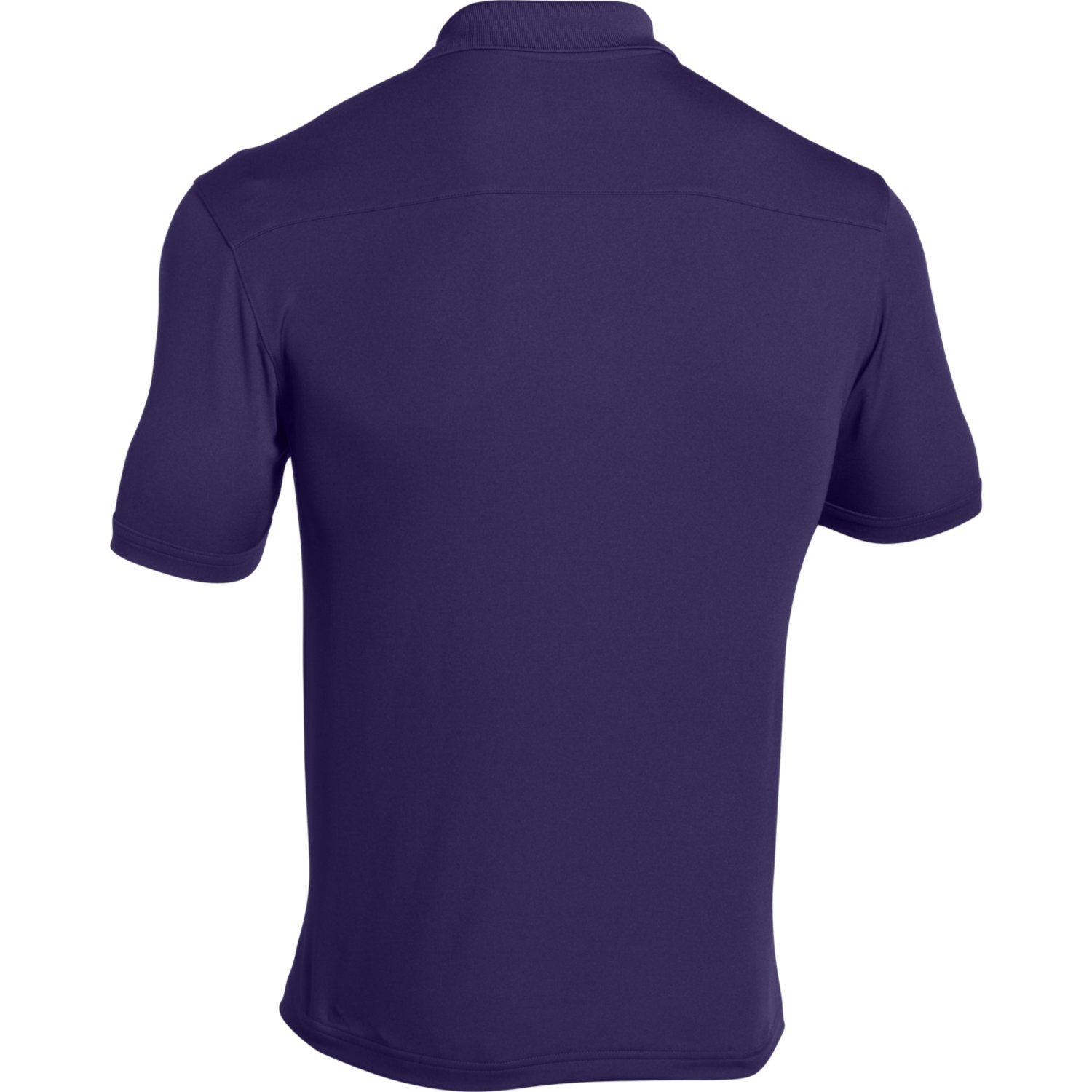 Under Armour Team Armour Men's Golf Polo (Purple, Small) by Under Armour (Image #2)