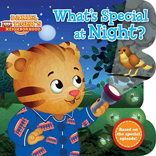 Halloween Episode Family Ties (What's Special at Night? (Daniel Tiger's)