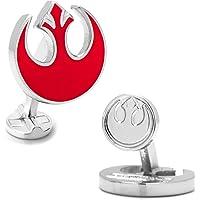 Star Wars Rebel Alliance Logo Cufflinks Red in Gift Box