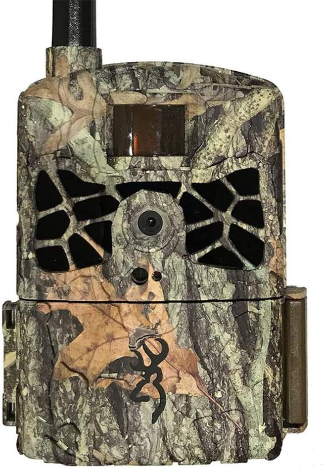 Browning Trail Cameras Defender 20MP 80 Ft. Long Range Infrared Cellular Wireless Game Trail Camera, Camo