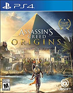 Assassins Creed Origins Standard Edition - PlayStation 4 (B071ZZLMGT) | Amazon Products