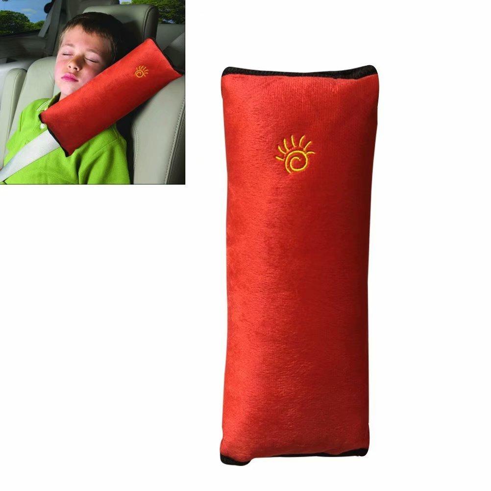 Imbottitura per cintura di sicurezza, accessorio auto per bambino/cuscinetto di protezione per collo e spalla Doyeemei