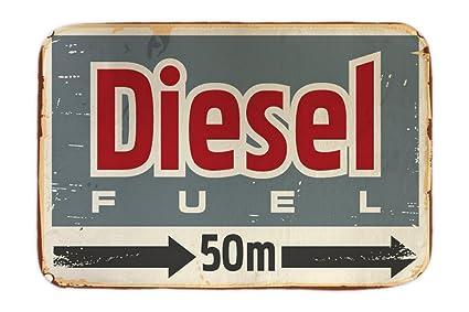 Cama Perro Coches Vintage Diesel impreso 40x60 cm
