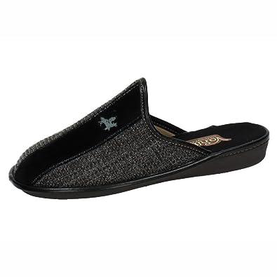 VANITY 1895 Chinelas para CASA Hombre Zapatillas CASA: Amazon.es: Zapatos y complementos