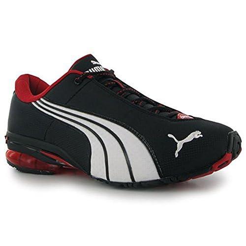 PUMA Mens Gents Puma Jago Nylon Lace Up Trainers Running Shoes Amazoncouk Clothing