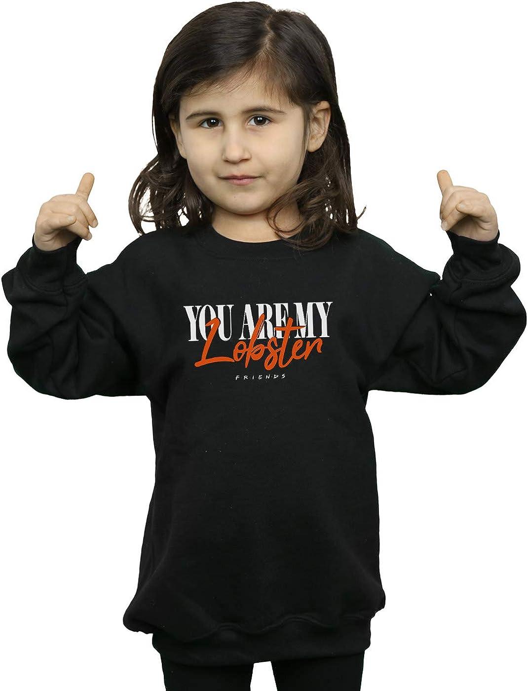 Friends Girls Lobster Soul Mates Sweatshirt
