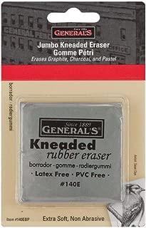 product image for General Pencil GEN-140E-BP Jumbo Grey Kneaded Eraser Multicolor