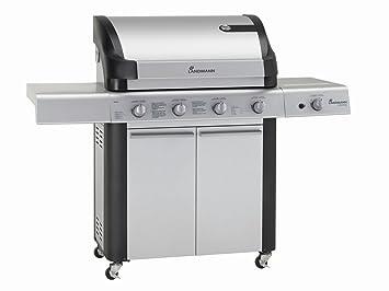 Landmann Gasgrill Seitenbrenner : Landmann cronos barbecue brenner gasgrill mit