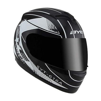 GTYW, Casco De Casco De Moto De Moto Casco Completo Casco De Invierno,D