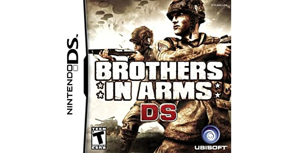 BROTHERS IN ARMS / Nintendo DS Juego EN ESPANOL Compatible ...