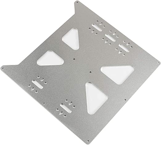 V2 caliente Soporte cama placa del eje Y climatizada cama placa de ...