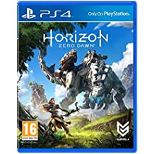 Horizon: Zero Dawn Standard Edition (PS4) (輸入版)
