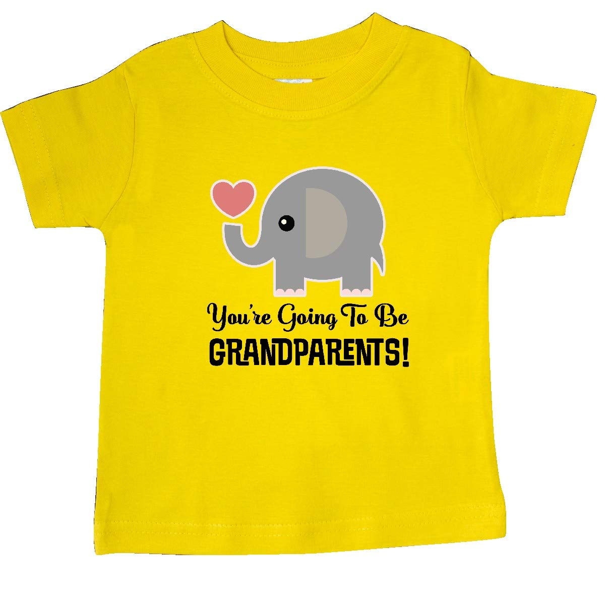 inktastic Going to Be Grandparents Announcement Baby T-Shirt