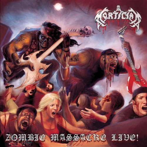 Zombie Massacre Live! by Crash Music