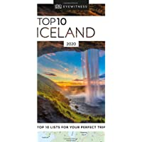 DK Eyewitness Top 10 Iceland: 2020 (Pocket Travel Guide)