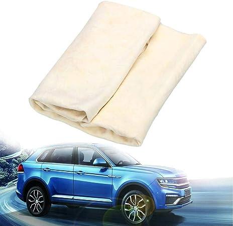 Panno in Pelle Scamosciata per Auto in Pelle, Asciugamani per Auto