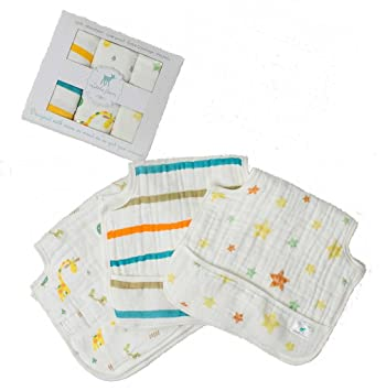 Baby Star Designer Cotton Burp Cloth