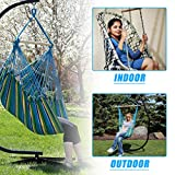 BMS Hanging Hammock Stands Hammock Chair Stands,C
