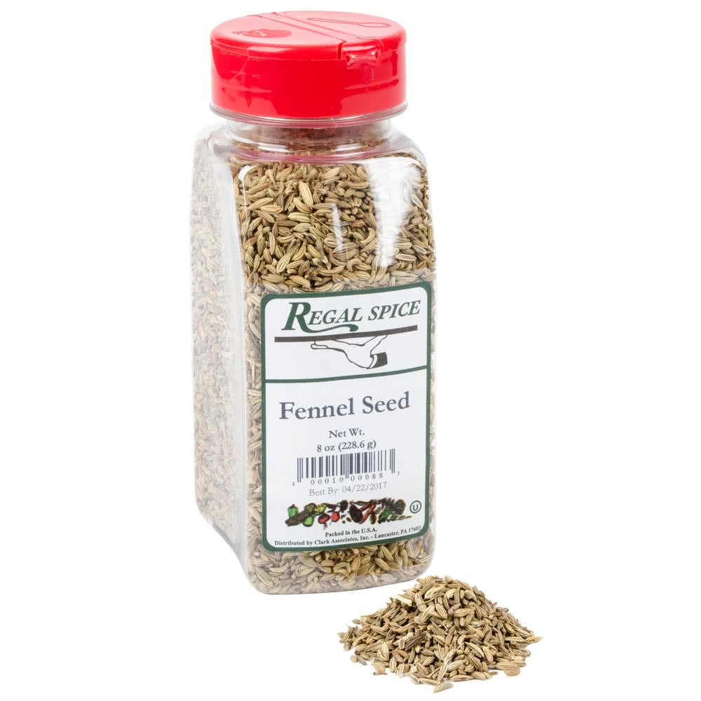 Fennel Seed - 8 oz. By TableTop King