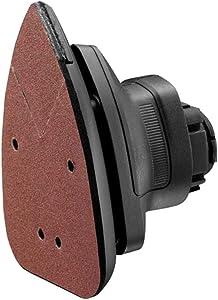BLACK & DECKER Sander Head ESH183-JP MULTI EVO for EVO181 with Sandpaper x5