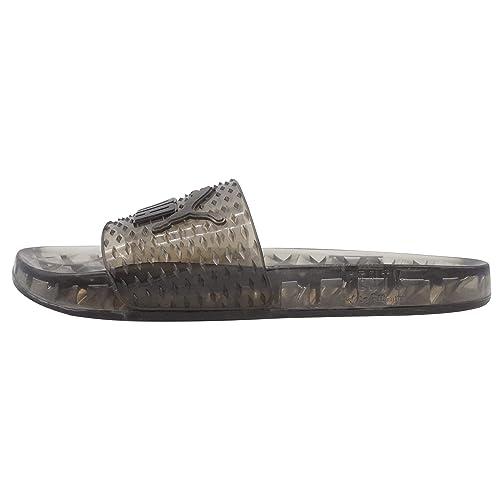 72d52f5bc6de Puma Fenty by Rihanna Jelly Slide Mens Men s Sandals Black