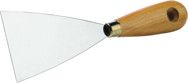 50030 1 St/ück SCHULLER Malerspachtel mit ovalem Holzheft breite 25 mm