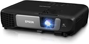 Epson Pro EX7260 WXGA 3,600 lumens color brightness (color light output) 3,600 lumens white brightness (white light output) wireless HDMI MHL 3LCD projector