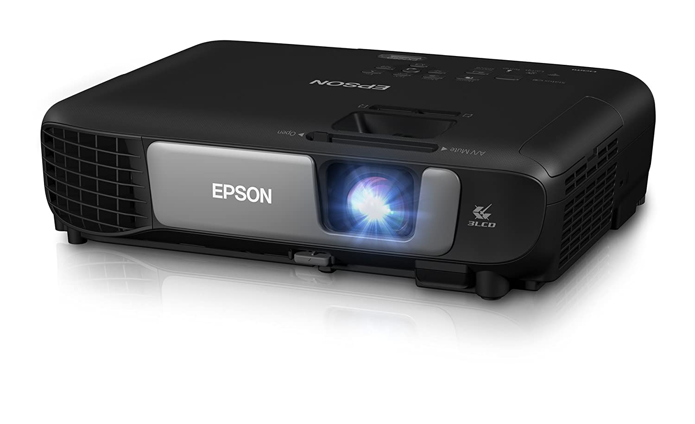 Epson Pro EX7260 WXGA 3,600 lumens color brightness (color light output)  3,600 lumens white brightness (white light output) wireless HDMI MHL 3LCD