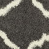 Safavieh Dallas Shag Collection SGD257A Dark Grey