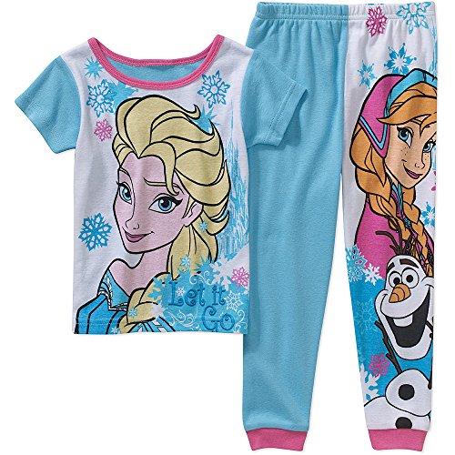 Frozen Princess Toddler Little Pajama