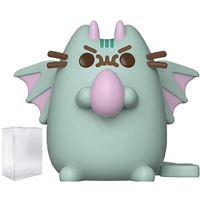 Funko Pusheen: Dragonsheen Pop! Vinyl Figure (Includes Compatible Pop Box Protector Case): Toys & Games